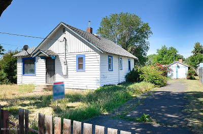 Yakima Single Family Home For Sale: 1704 S 7th Ave