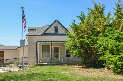 Naches Single Family Home For Sale: 5840 Old Naches Hwy