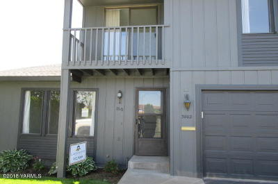 Yakima Condo/Townhouse For Sale: 3002 Englewood Ave #34