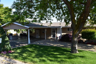 Yakima Single Family Home Ctg Financing: 4906 Webster Rd