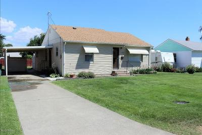 Yakima Single Family Home For Sale: 1407 Cornell Ave