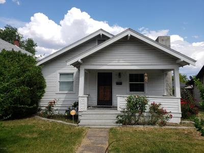 Yakima Single Family Home For Sale: 707 Queen Ave