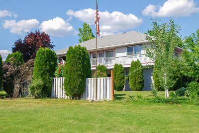 Yakima Single Family Home For Sale: 613 Bittner Rd