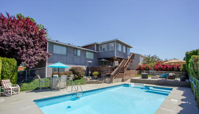 Yakima Single Family Home Ctg Release Clause: 5206 Pear Butte Drive Dr