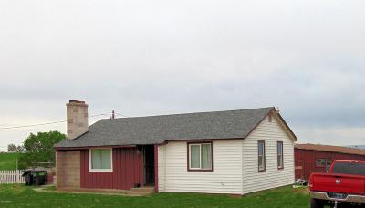 Zillah Single Family Home Ctg Financing: 1520 E Houghton Rd