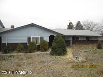 Yakima Single Family Home Ctg Financing: 3814 Mountainview Ave