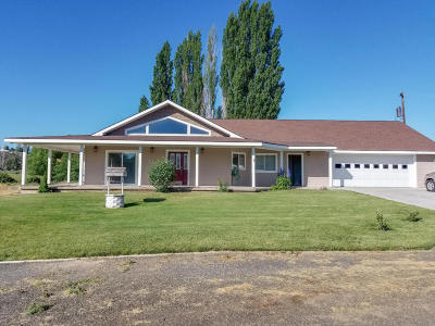 Yakima Single Family Home For Sale: 14740 Wide Hollow Rd
