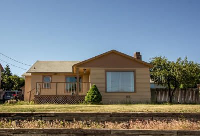 Selah Single Family Home Ctg Financing: 1406 W Fremont Ave