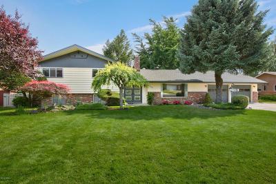 Yakima Single Family Home For Sale: 4302 Snowmountain Rd