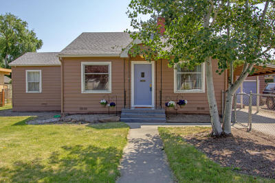 Yakima Single Family Home For Sale: 503 N 25th Ave
