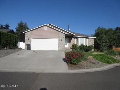 Selah Single Family Home Contingent: 918 Crestview Ct