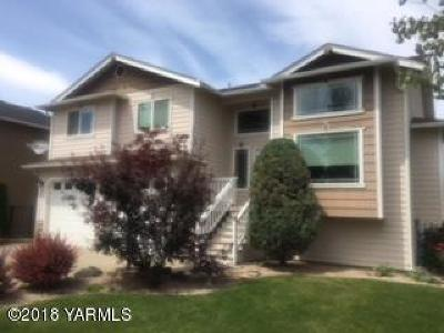 Selah Single Family Home For Sale: 1601 W Yakima Ave