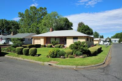 Yakima Single Family Home For Sale: 1402 S 2nd Ave