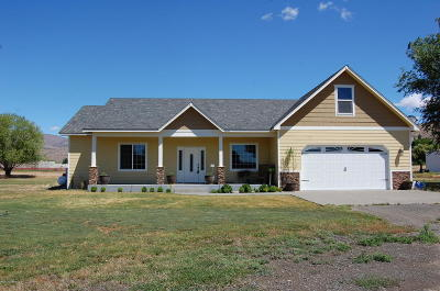 Naches, Cowiche, Tieton, Gleed, Moxee, Union Gap Single Family Home Contingent: 367 McPhee Rd