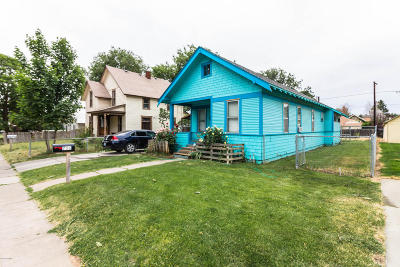 Yakima Single Family Home For Sale: 706 S 13th Ave