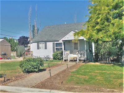 Sunnyside Single Family Home For Sale: 811 Taylor Ave