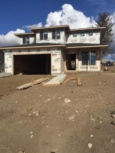 Yakima WA Single Family Home For Sale: $260,000