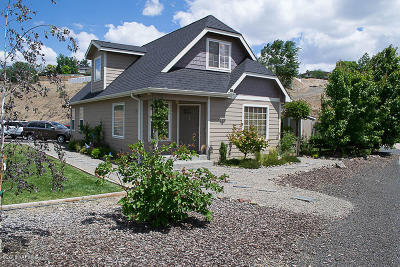 Yakima Single Family Home Contingent: 319 N 84th Ave