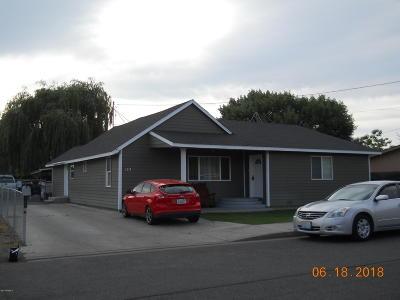 Sunnyside Single Family Home For Sale: 123 McClain Dr