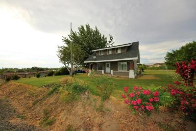 Zillah Single Family Home For Sale: 151 W Centennial Dr