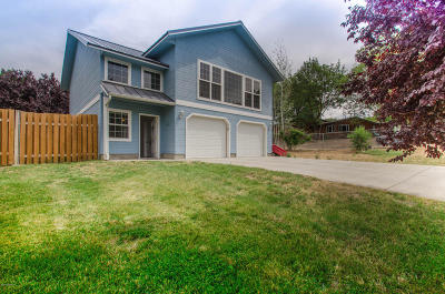 Yakima Single Family Home Ctg Financing: 497 N 33rd St