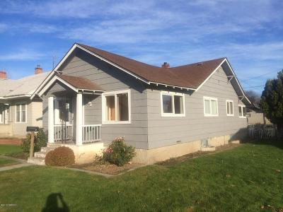 Yakima Single Family Home For Sale: 705 S 6th Ave