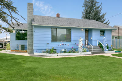 Yakima Single Family Home For Sale: 602 W Mead Ave