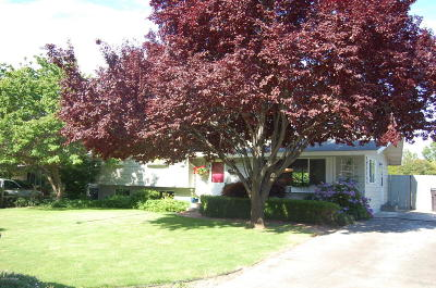 Yakima Single Family Home For Sale: 808 S 34th Ave