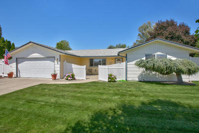Yakima Single Family Home For Sale: 1416 S 31st Ave
