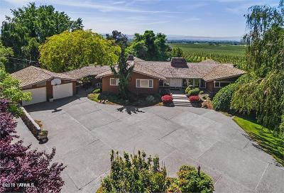 Zillah Single Family Home Contingent: 5170 E Zillah Dr