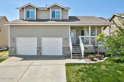 Selah Single Family Home Ctg Financing: 1702 W Naches Ave