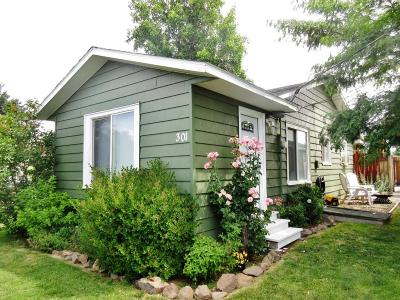 Yakima Single Family Home Ctg Financing: 301 Locust Ave