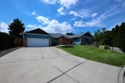 Yakima Single Family Home For Sale: 6808 Dundee Ct