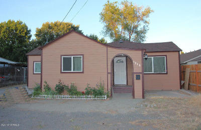 Single Family Home Ctg Financing: 1319 S 16th Ave