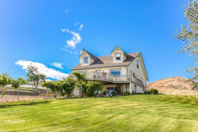 Selah Single Family Home For Sale: 1551 Elk Ridge Ln