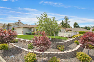 Yakima Single Family Home Ctg Financing: 700 N 43rd Ave