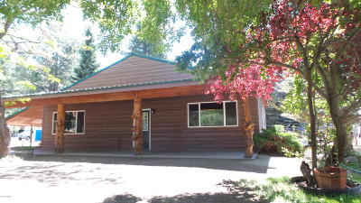 Naches Single Family Home Ctg Financing: 601 Old River Rd