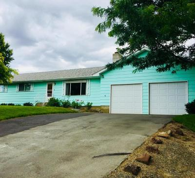Yakima Single Family Home Ctg Financing: 81 Shadbolt Rd