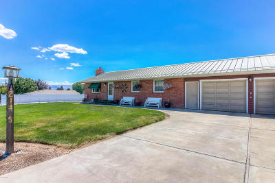 Yakima Single Family Home For Sale: 214 Bel Air Dr