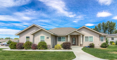 Zillah Single Family Home Ctg Financing: 1121 Reo Dr