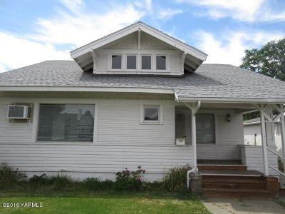 Yakima Single Family Home Ctg Financing: 618 S 11th Ave