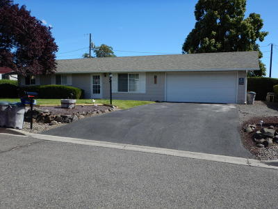 Yakima Single Family Home Ctg Financing: 4306 Mountain View Ave