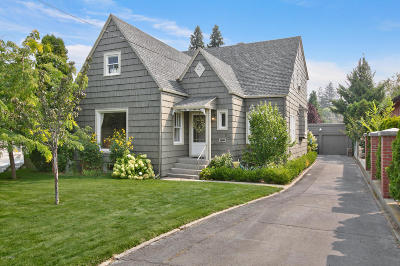 Yakima Single Family Home For Sale: 201 N 24th Ave