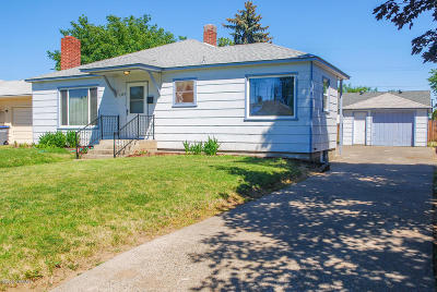 Yakima Single Family Home Ctg Financing: 1307 S 7th Ave