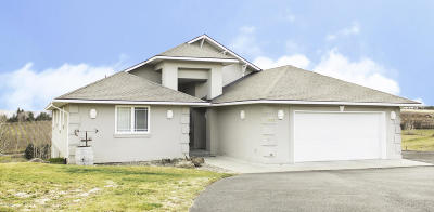 Yakima Single Family Home For Sale: 912 Majesty Heights Dr
