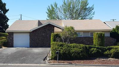 Yakima Single Family Home For Sale: 4304 Mountainview Ave