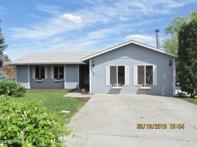 Yakima Single Family Home Ctg Financing: 242 S Ridgeway Dr