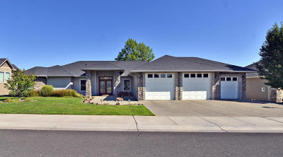 Yakima WA Single Family Home For Sale: $425,000