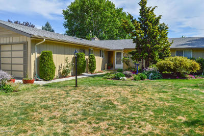 Yakima WA Single Family Home For Sale: $218,000