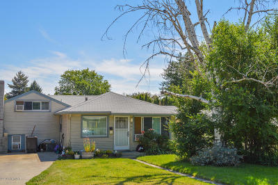 Yakima WA Single Family Home For Sale: $130,000